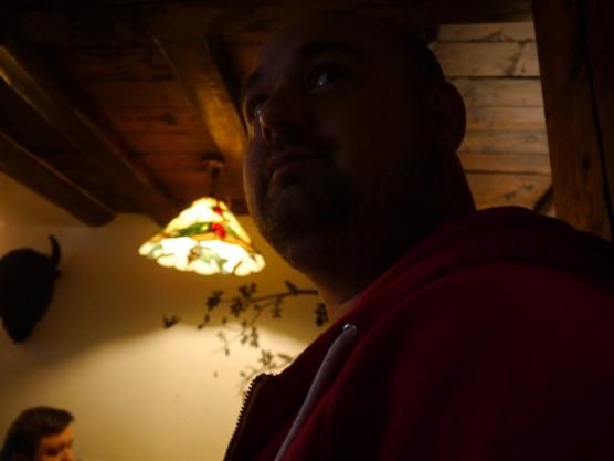 Jason, dramatic profiling.