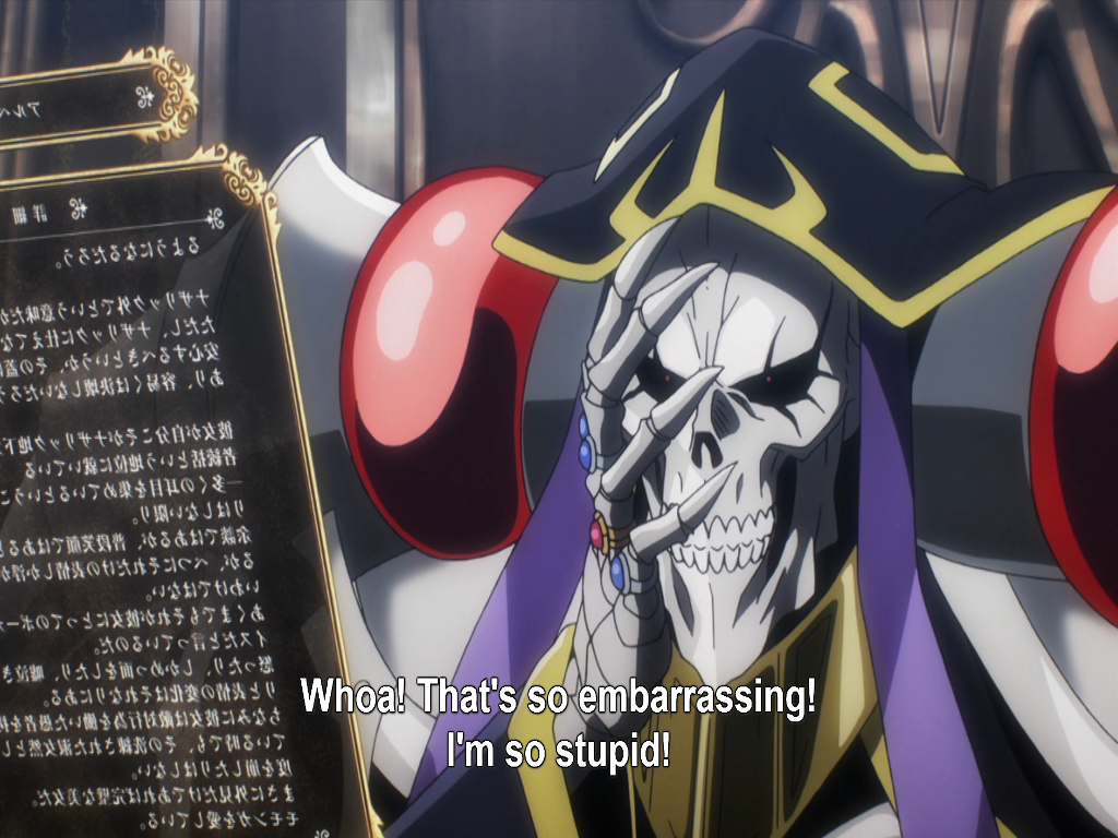Anime Review: Overlord