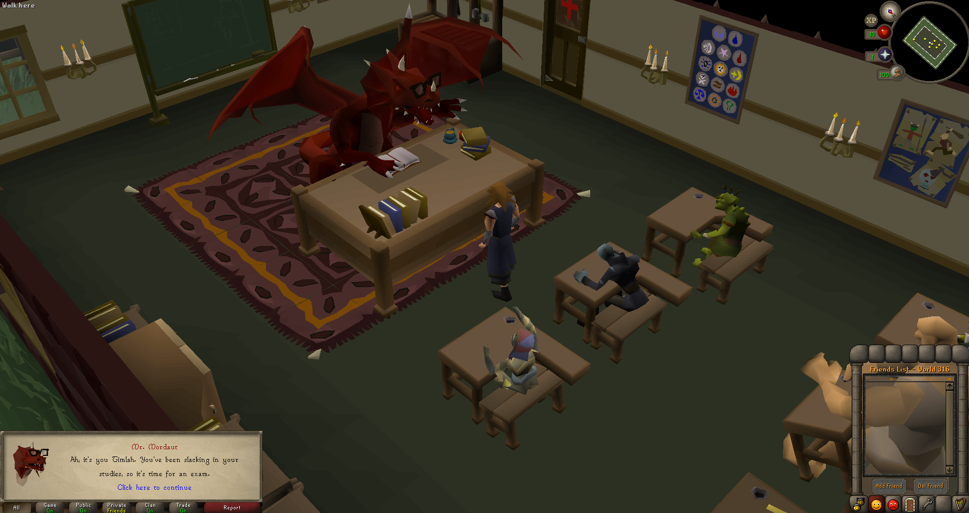 Old School Runescape | GeekOut South-West