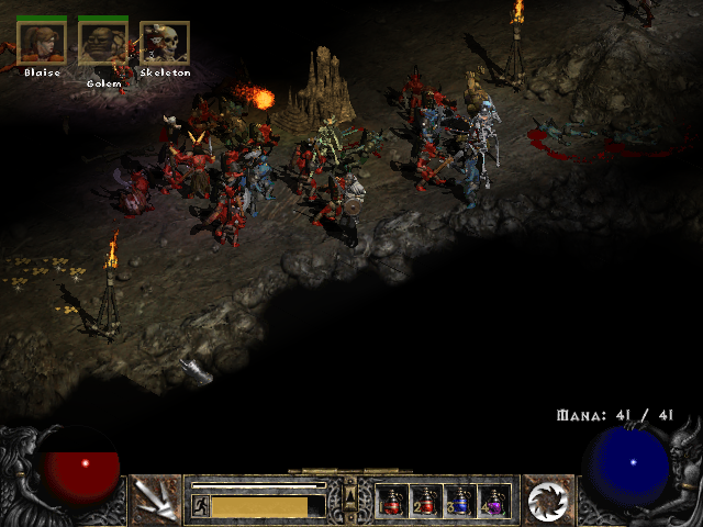 Video Game Review: Diablo II