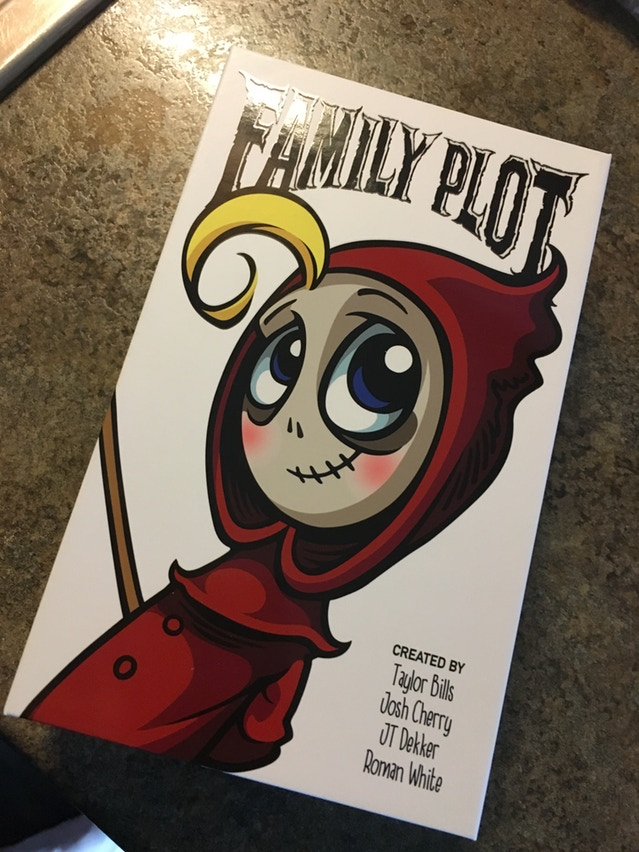 Family Plot – Card gamereview