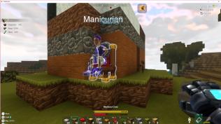Building our little castle!