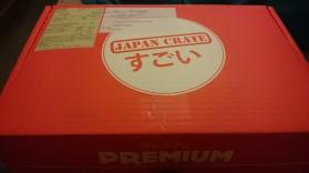 The fancy box it arrived in