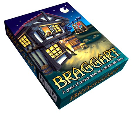 Braggart – Card Game Review