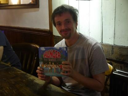 The winner of Chris' tournament!