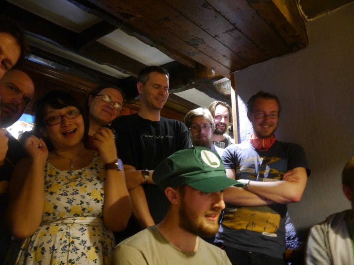 GeekOut Bristol Meet – August 12th: TALKINGTOLKIEN