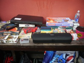 A small selection of our games