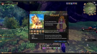 Learning about mounts