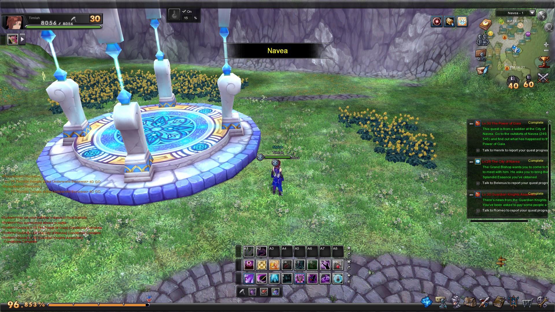 Video Game Review: Aura Kingdom | GeekOut UK