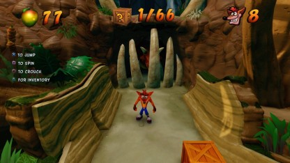 Crash Bandicoot 20
