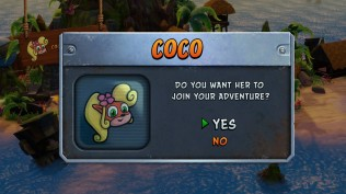 You can now have Coco play during Crash 1