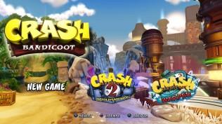 Crash Bandicoot 24