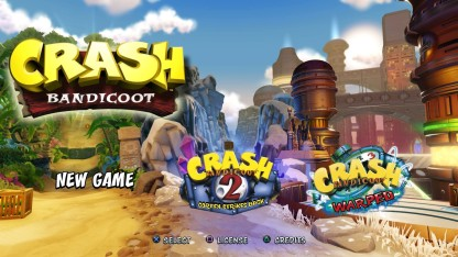 Crash Bandicoot 24