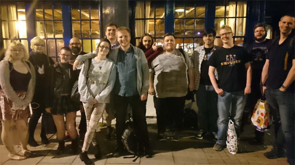 GeekOut Meetups in 2019