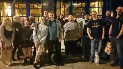 GeekOut Bristol Meet Outside OMT