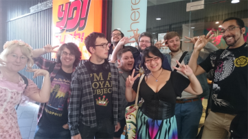 GeekOut Bristol Meet Yo Sushi 3