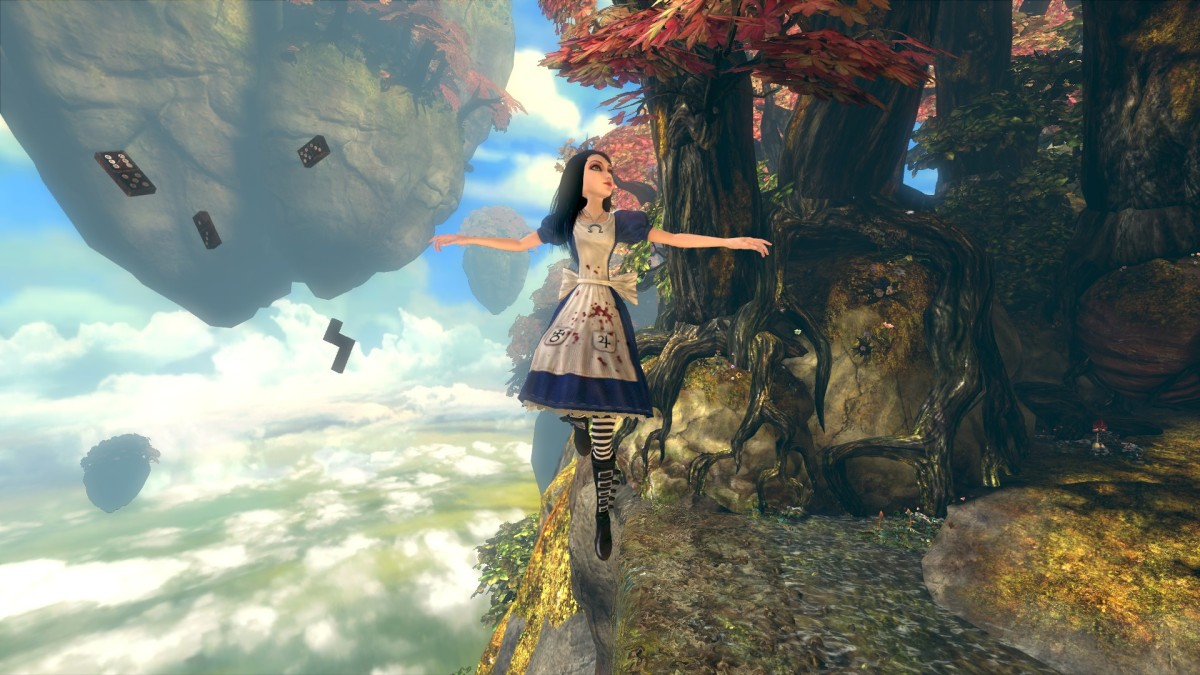 Video Game Reivew – Alice: Madness Returns