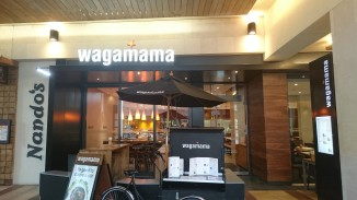Our pre-meet was held at Wagamama's this month