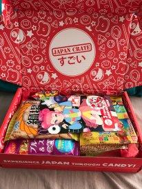 Japan Crate Open