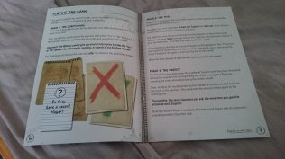 The booklet is well detailed and illustrated