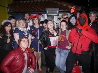 Octobber 2017 - Our Halloween Themed Meet 'Vamp-Tastical!'