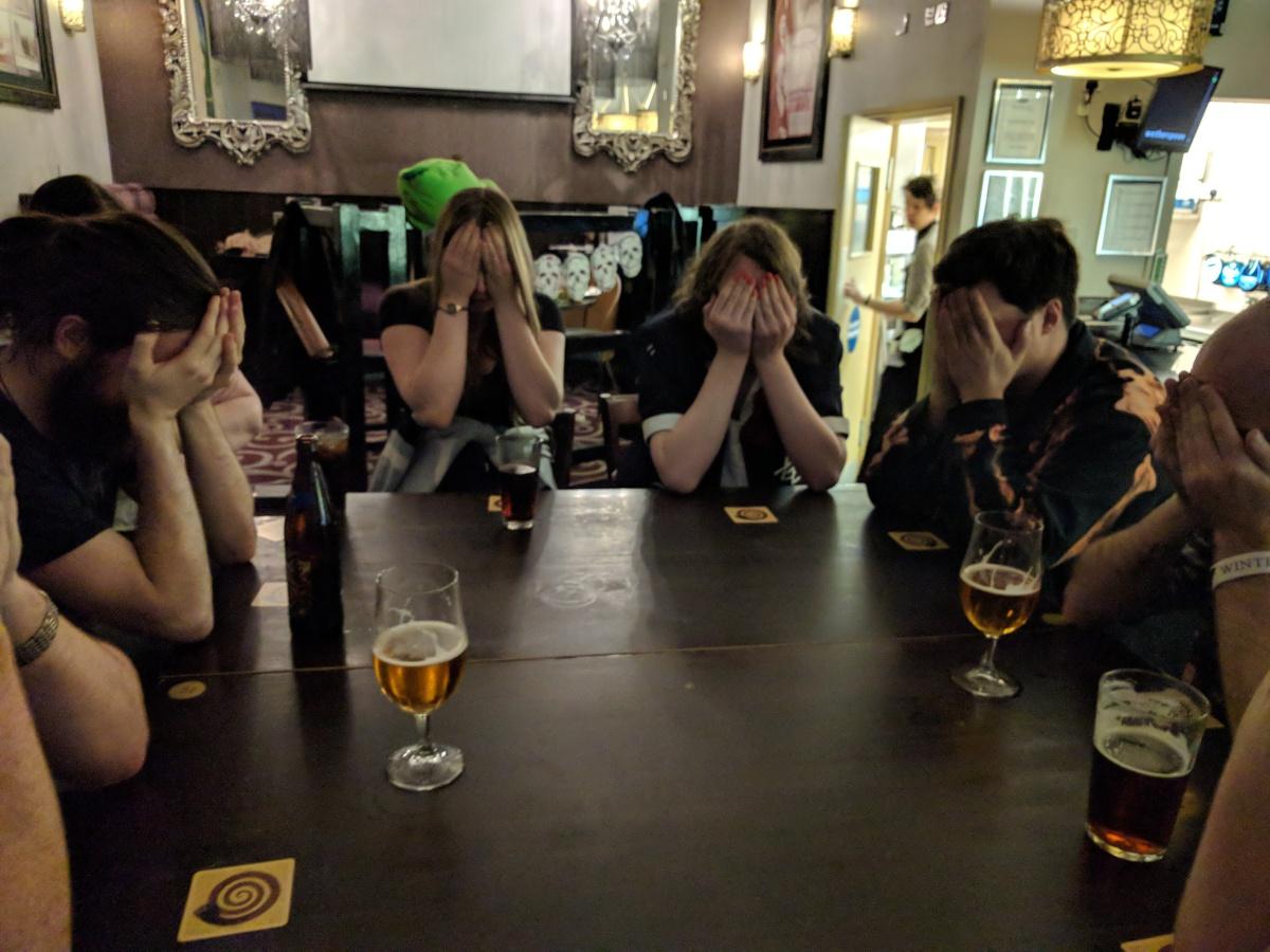 GeekOut Shrewsbury Meet – October'17