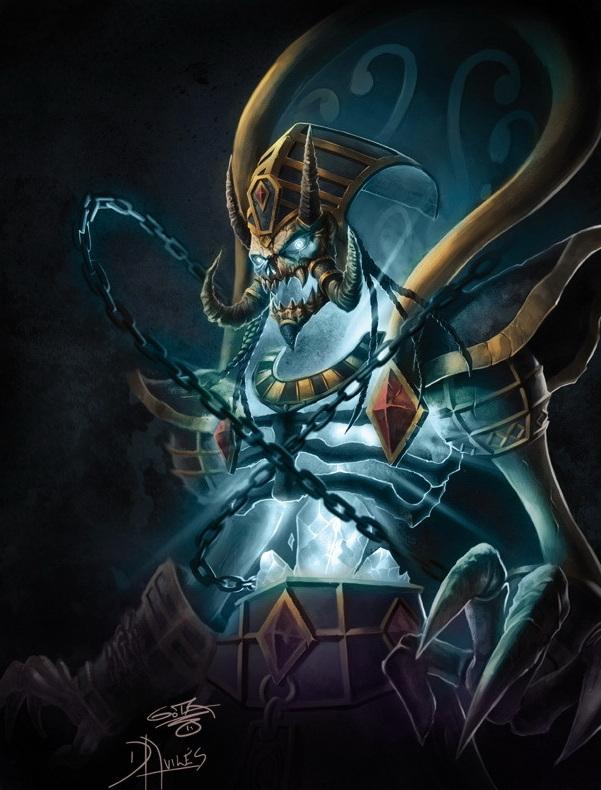 Top 10 –Necromancers