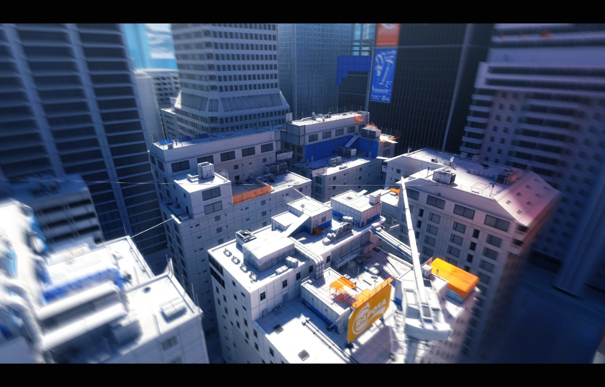Video Game Review: Mirror'sEdge