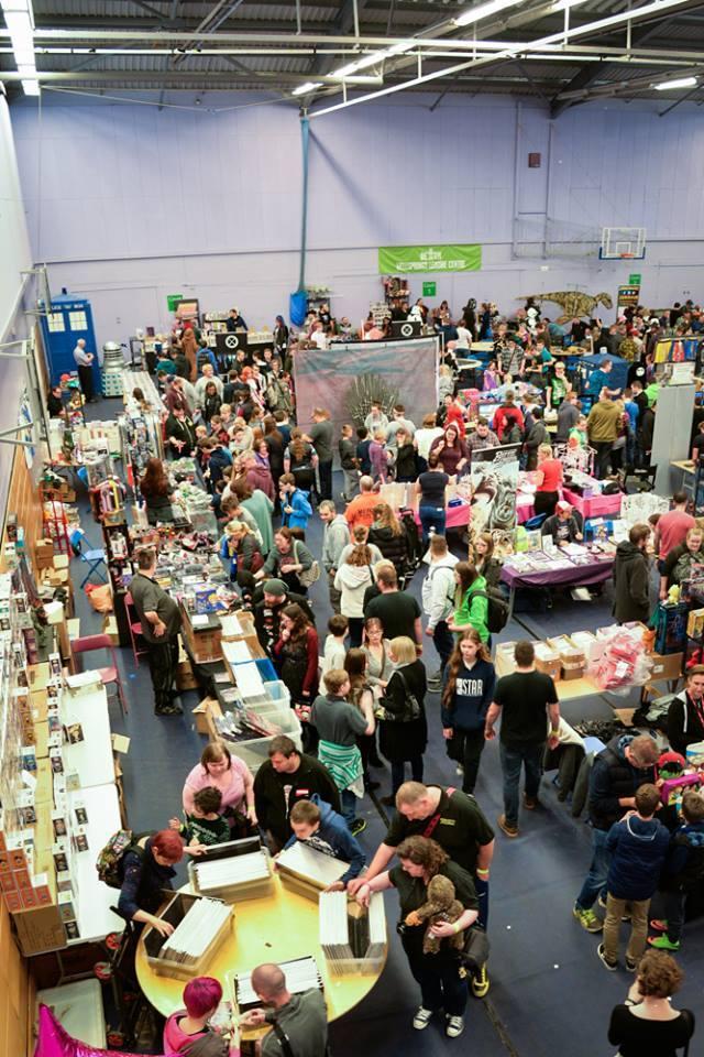 Bristol Comicon and Gaming Festival – Coming March4th