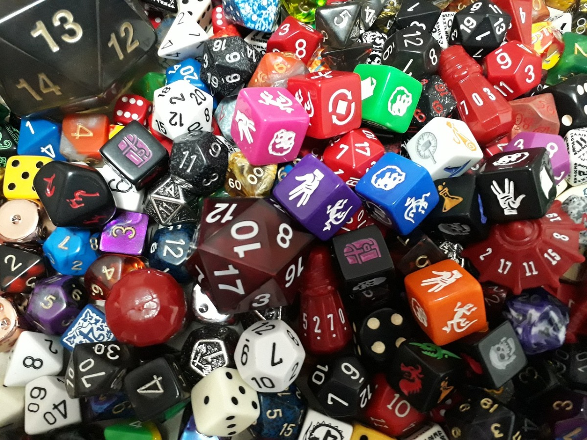 Dice Theory: A Quick Study of Probability and Dungeons & Dragons