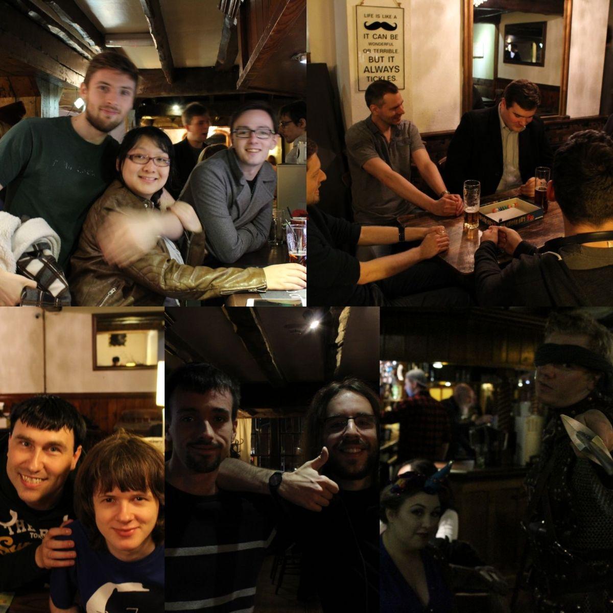 GeekOut Bristol Meet – 11th November: FANTASTIC FANTASYGallery