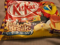 The MVP of this month's box - These KitKats were delicious!