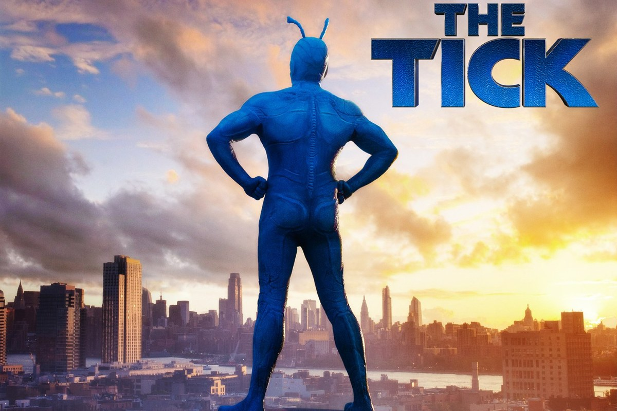 The Tick vs. The Tick