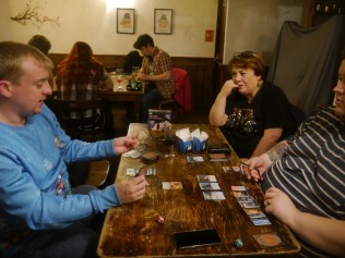 Magic: the Gathering with our brand new GeekOut duel decks
