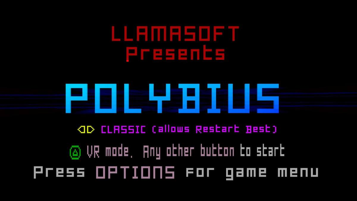 Polybius – The urban legend bought to life