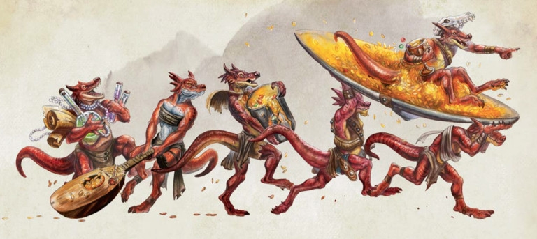 Dungeon Situational – Kobold Traps