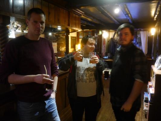 GeekOut Bristol Meet 311217 12