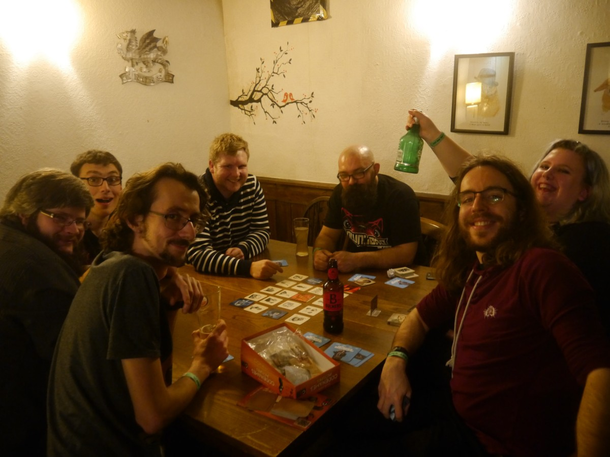 GeekOut Bristol Meet: December 31st – New Years Eve Into 2018 Gallery