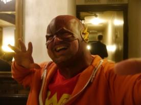 The Flash, Jason!
