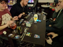 Star Realms, Murray deploys Mayonnaise for massive damage