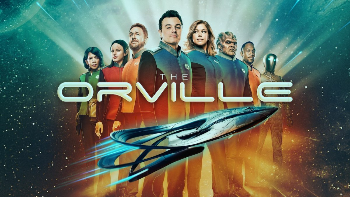 The Orville – Seth MacFarlane does StarTrek