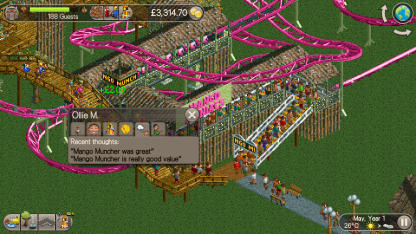 RollerCoaster Tycoon Classic 11