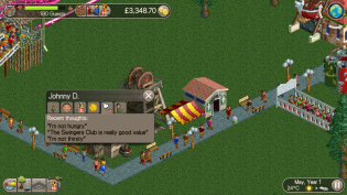 RollerCoaster Tycoon Classic 12