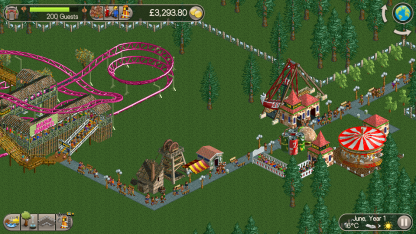 RollerCoaster Tycoon Classic 13