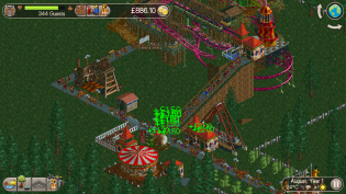 RollerCoaster Tycoon Classic 15