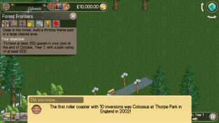 RollerCoaster Tycoon Classic 2