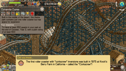 RollerCoaster Tycoon Classic 20