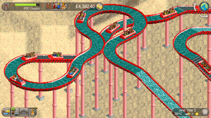 RollerCoaster Tycoon Classic 23
