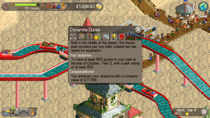 RollerCoaster Tycoon Classic 24