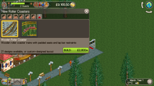 RollerCoaster Tycoon Classic 4